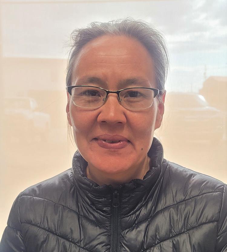 Mary K Pameolik